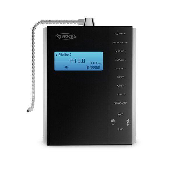 Chanson MAX ioniseringsmaskine - for 2018 i balance