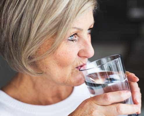 Dehydrering skader din sundhed